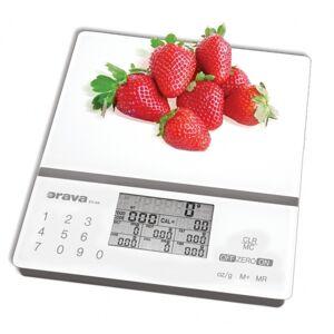 Orava EV-8 A kuchyňská váha s nutriční kalkulačkou