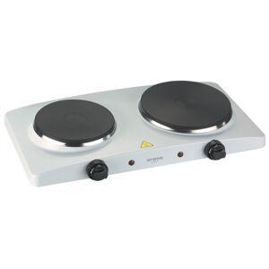 Orava VP-902 AW elektrický vařič, 2 topné plotny
