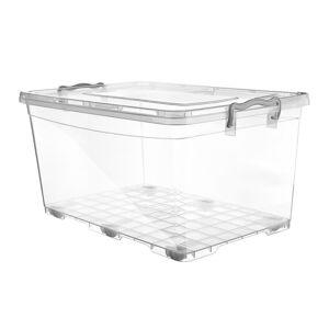 Orion Plastový úložný box na kolečkách, 30 l