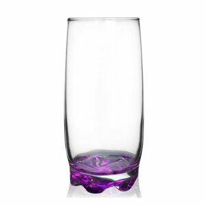 Orion Sada barevných sklenic Adora 370 ml, 6 ks