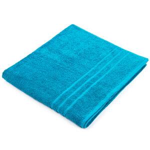 Osuška Exclusive Comfort XL modrá, 100 x 180 cm