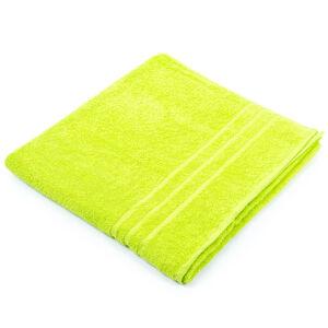 Osuška Exclusive Comfort XL zelená, 100 x 180 cm