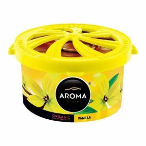 Osvěžovač Aroma Car Organic vanilka, 40 g