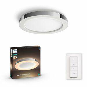 Philips Hue 34184/11/P6 stropní koupelnové LED svítidlo Adore, 40 W