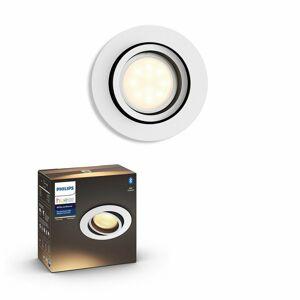 Philips Hue 50411/31/P9 podhledové LED svítidlo Milliskin 5,5 W, bílá