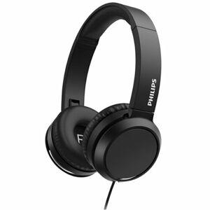 Philips Sluchátka přes hlavu, černá