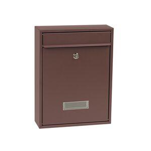 Poštovní ocelová schránka BK.240.HM