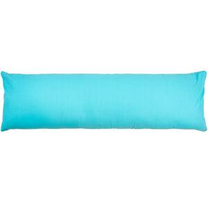 Povlak na Relaxační polštář Náhradní manžel UNI modrá, 55 x 180 cm