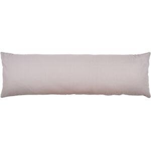Povlak na Relaxační polštář Náhradní manžel UNI šedá, 55 x 180 cm