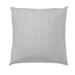 Kvalitex Povlak na polštářek Nordic Kare šedá, 40 x 40 cm