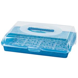 Keeper Přenosný box na potraviny, modrá