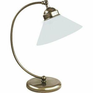 Rabalux 2702 stolní lampa Marian, bronzová