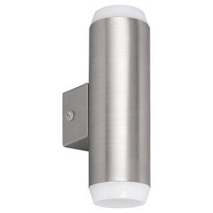 Rabalux 8938 Catania Venkovní LED nástěnné svítidlo, šedá