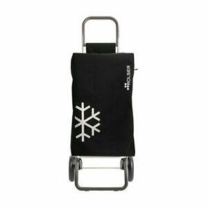 Rolser Nákupní taška na kolečkách Igloo Termo MF Convert RG, černá