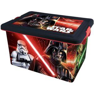 STOR Dekorační úložný box Star Wars, 13 l