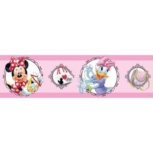 Samolepicí bordura Mickey Mouse, 500 x 14 cm