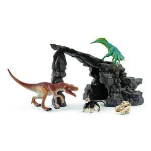 Schleich Jeskyně s dinosaury, 28 x 26 x 21 cm