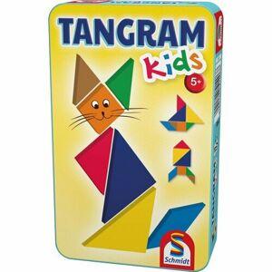 Schmidt Tangramy pro děti v plechové krabičce