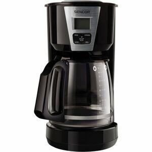 Sencor SCE 5070BK kávovar, černá