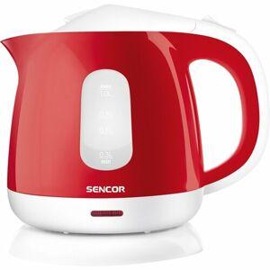 Sencor SWK 1014RD rychlovarná konvice, červená