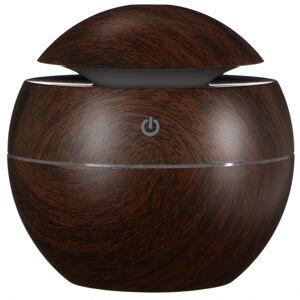 Sixtol Aroma difuzér Ball tmavé dřevo, 130 ml