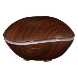 Sixtol Aroma difuzér Stone tmavé dřevo, 500 ml