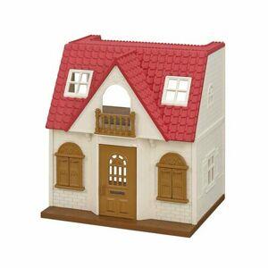 Sylvanian Family Základní dům s červenou střechou