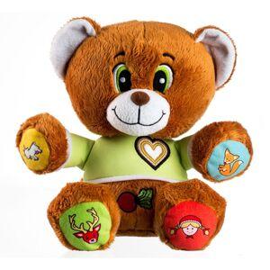 Teddies Mluvící medvěd Vojtík, 30 cm