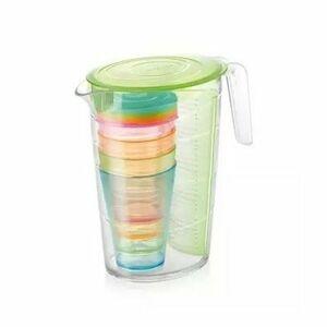 Tescoma Džbán s poháry myDRINK 2,5 l, zelená