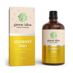 Topvet Jojobový pleťový olej, 100 ml