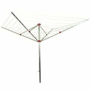Toro Venkovní sušák na prádlo 4 ramena, 60 m