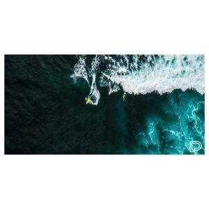 Towee Rychleschnoucí osuška OCEAN, 80 x 160 cm