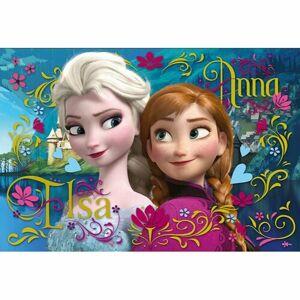 Trefl Puzzle Ledové království Anna a Elsa, 100 dílků