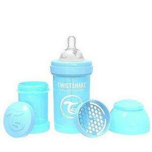 Twistshake Kojenecká láhev Anti-Colic 180 ml, modrá