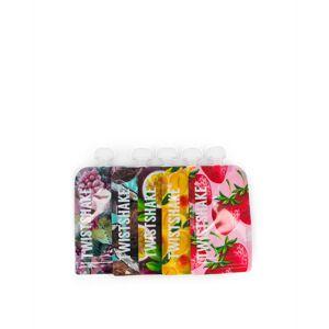 Twistshake Plnitelná kapsička Fruit 220 ml, 5 ks