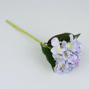 Umělá hortenzie modrá, 36 cm