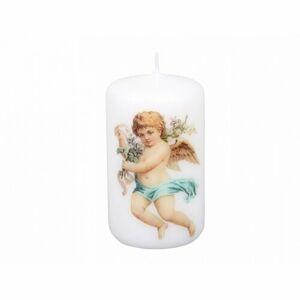 Vánoční svíčka Andílek