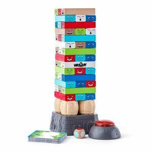 Woody Elektronická hra s časovačem Věž, 10,5 x 29 cm