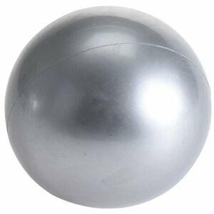 XQ Max Tónovaný míč Yoga Toning Ball pr. 12 cm, stříbrná