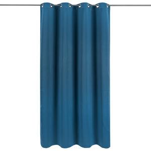 Zatemňovací závěs Arwen modrá, 140 x 245 cm