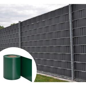 PVC ochranný pás - zelený